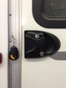 Keyless with FOB